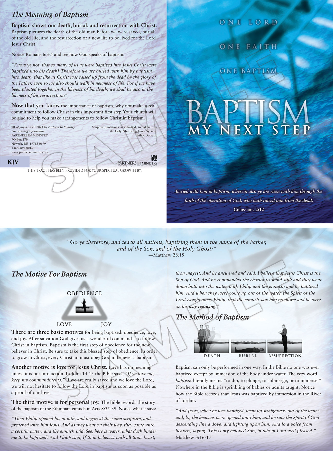 a study of baptism and discipleship At celebration church, we believe that all christians should observe the ordinance of baptism following in the footsteps of our lord and savior, jesus christ.